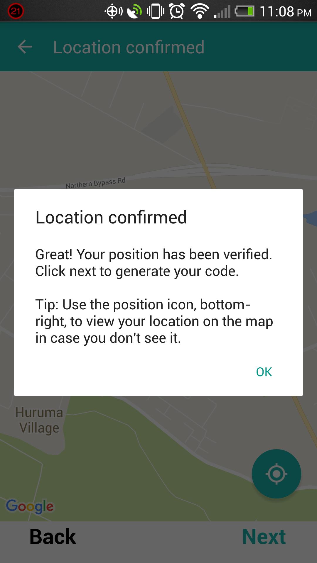 App screenshot 9
