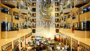 Photo credit: LAICO Regency Hotel,