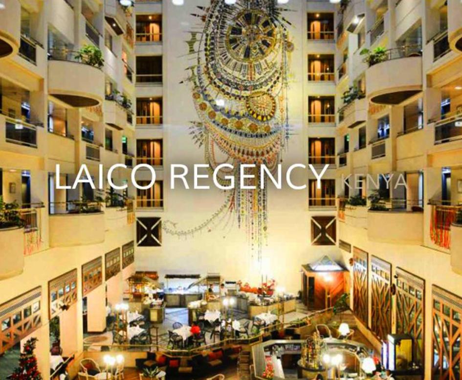 LAICO Regency Hotel, Nairobi. MASTAMAP  Location Code: KE9PVQ58