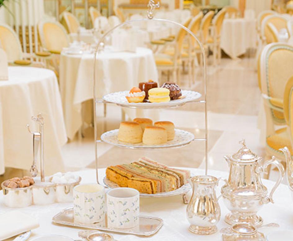 TEA AT THE RITZ HOTEL, LONDON? MASTAMAP LOCATION CODE: GB6LEE
