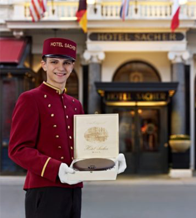 HOTEL SACHER – Vienna. MASTAMAP Location Code: AT37P9B