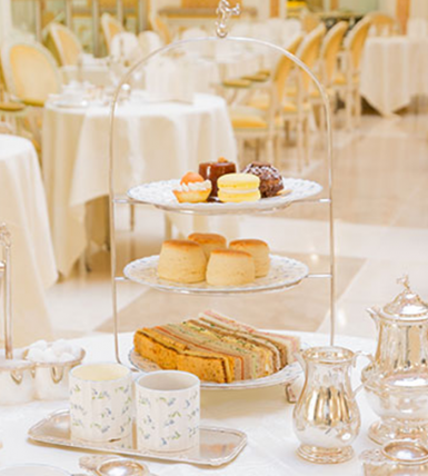 TEA AT THE RITZ HOTEL, LONDON? MASTAMAP LOCATION CODE: GB6LEE