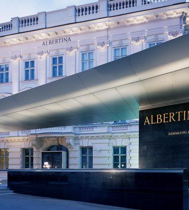 ALBERTINA MUSEUM, Vienna MASTAMAP Location code: AT7M98PV