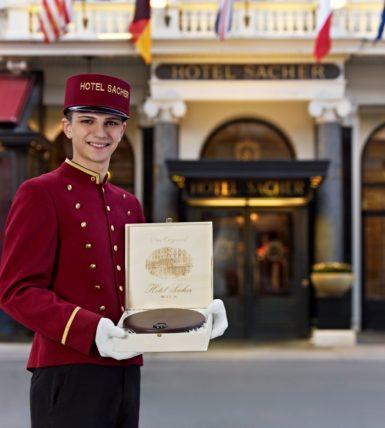 HOTEL SACHER – Vienna. MASTAMAP Location Code: AT37P9B